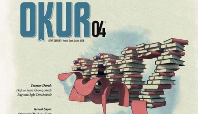 Okur Dergisi'nin dördüncü sayısı çıktı