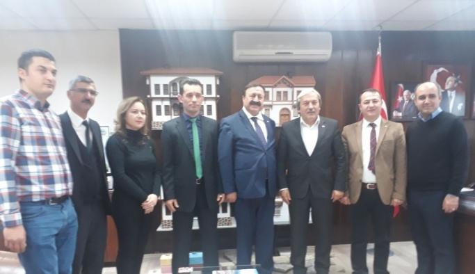 Osmaneli Belediyesi ile Bem Bir-Sen arasında Sosyal Denge Sözleşmesi imzalandı