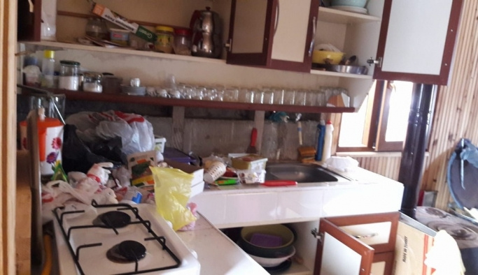 PKK'lılar yaylada girilmedik ev bırakmamışlar