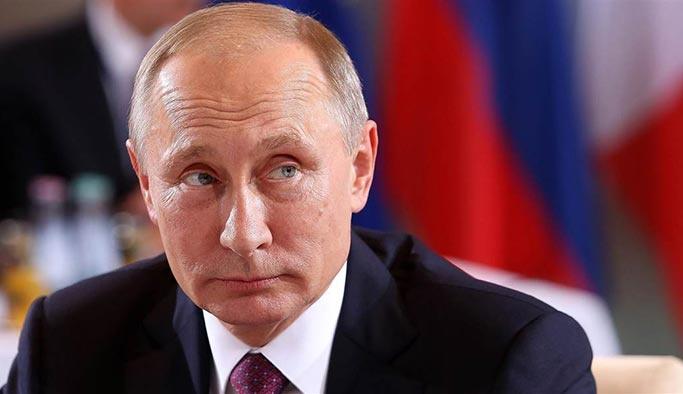 Putin dördüncü kez Rusya başkanlığına aday
