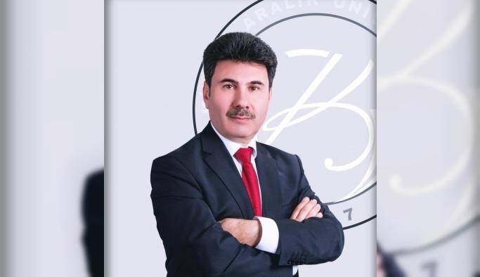 Rektör Karacoşkun'dan yeni yıl mesajı