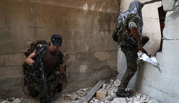 Rusya: ABD teröristlerden bir ordu kuruyor