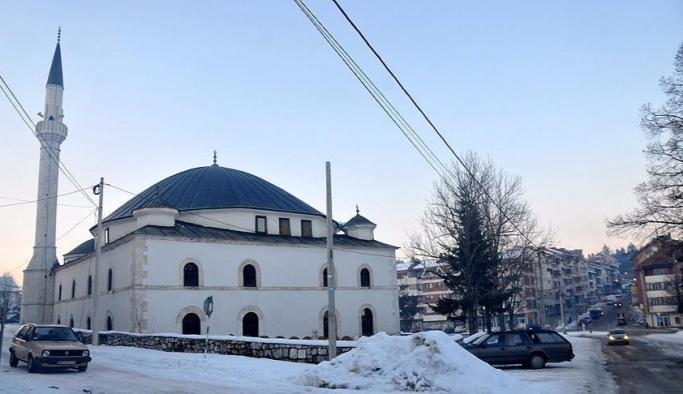 Sırbistan'daki tarihi camiyi Türkiye yeniliyor