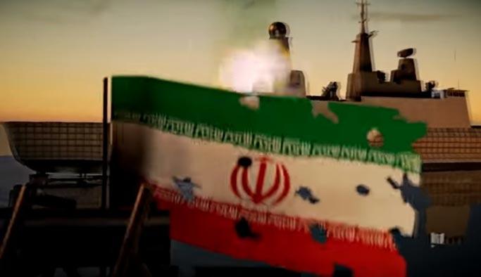 Skandal video: Dünya Kudüs'ü düşünürken, Suudiler İran'ı vurma provası yapıyor