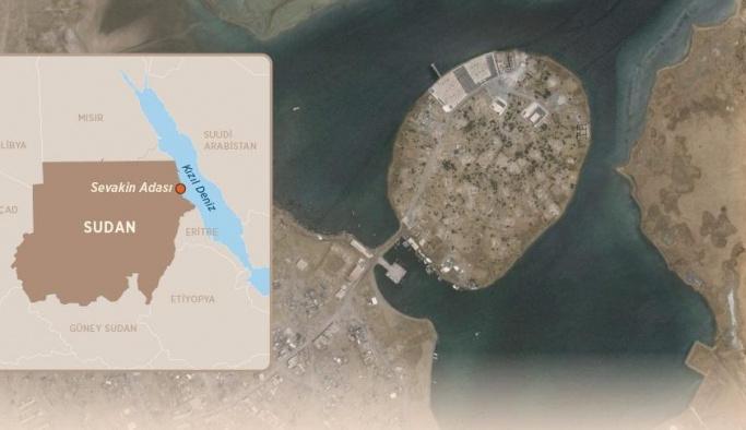Sudan'dan Sevakin Adası açıklaması
