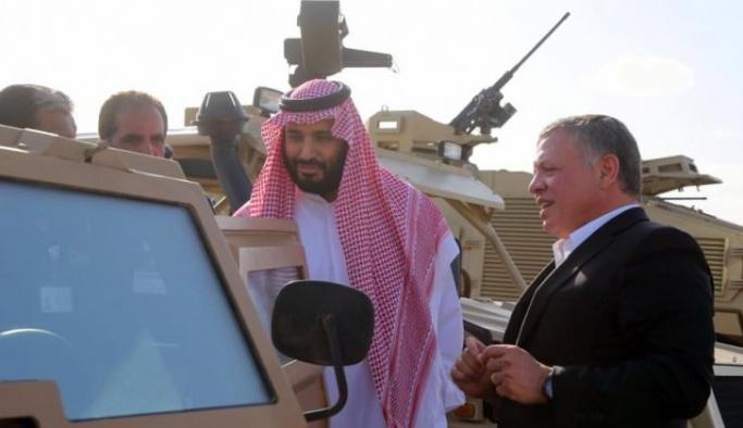 Suudi Arabistan'dan Ürdün'e intikam operasyonu