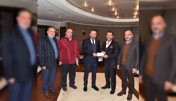 Trabzonlular'dan Doğan'a kongre daveti