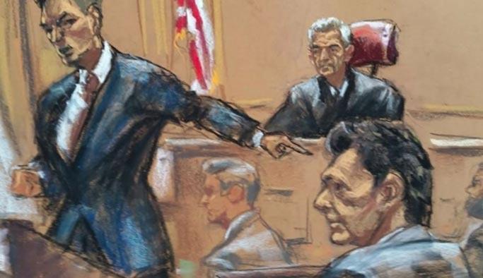 Trump'ın kovduğu savcı, Rıza Sarraf duruşmasında