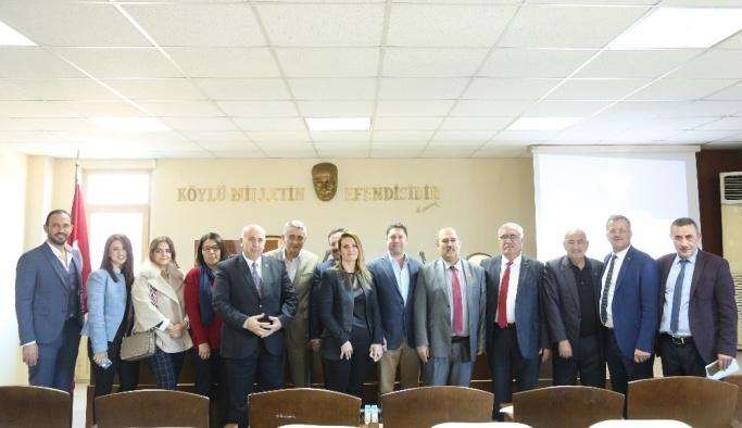 TUİOSB'ten bilgilendirme toplantısı