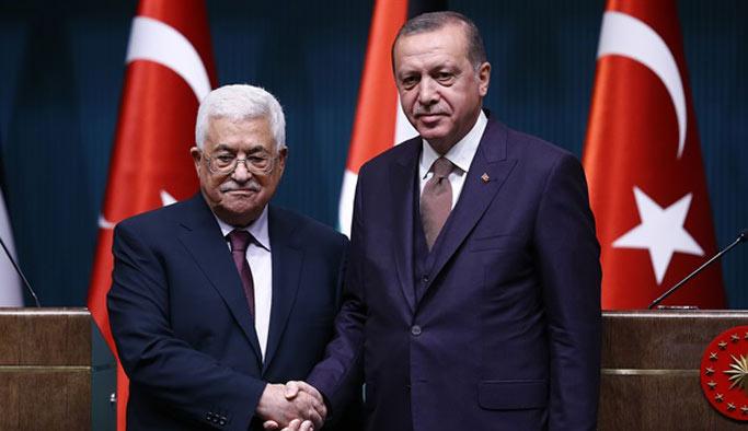 Türkiye'den Filistin'e 10 milyon dolar