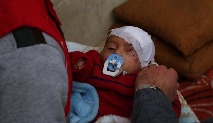 Türkiye Kerim bebeğe ulaştı