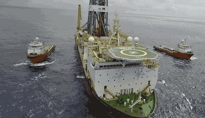 Türkiye'nin ilk sondaj gemisi geliyor