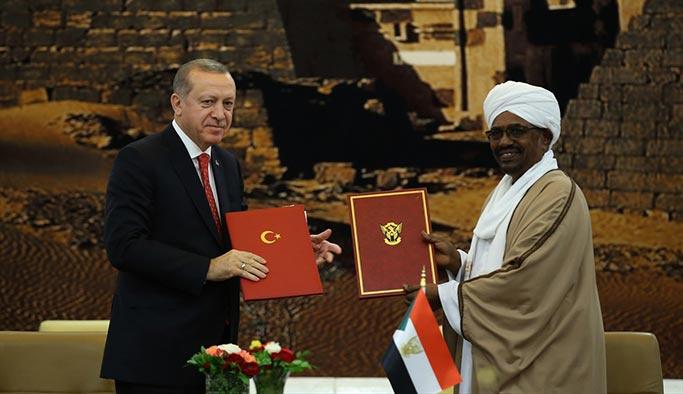 Türkiye-Sudan arasında 12 antlaşma imzalandı