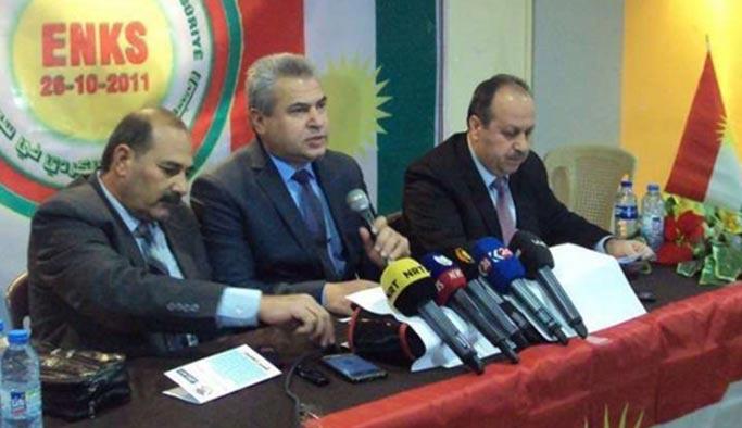 Türkiye toplantıda istediği Kürtlerin isimlerini bildirdi
