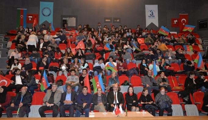 Uludağ Üniversitesi'nde Azerbaycan Hemreylik Günü doyasıya kutlandı