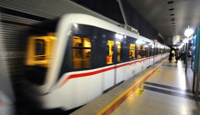 Üsküdar-Çekmeköy metro hattı açılıyor