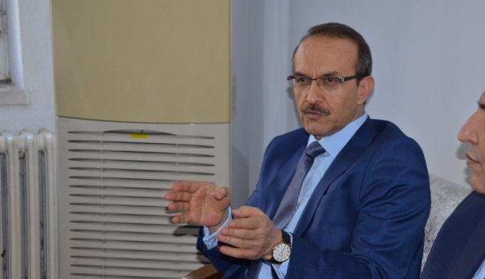 """Vali Yavuz: """"Devlet hiçbir zaman vatandaşına zarar verecek şeyler yapmaz"""""""