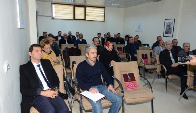 Yeşilyurt Belediyesinde Hizmet İçi Eğitimi devam ediyor