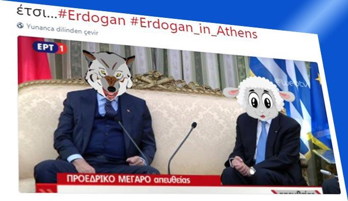 Yunan medyası çok fena bozuldu