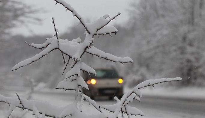 Yurdun iç ve doğu kesimlerine buzlanma uyarısı