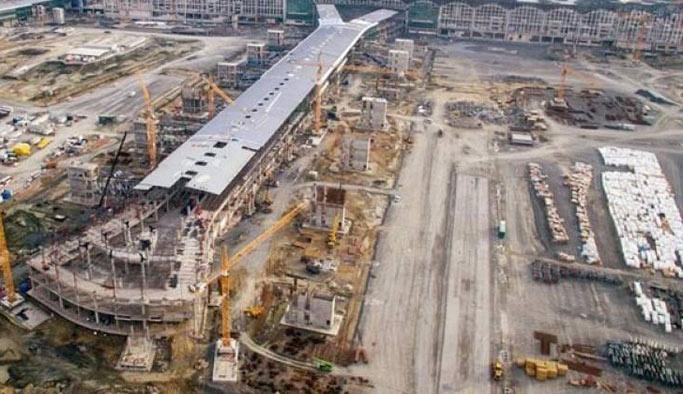 3. Havalimanı projesinde değişiklik