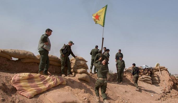 ABD açıkladı: Suriye sınırına ordu kurulacak