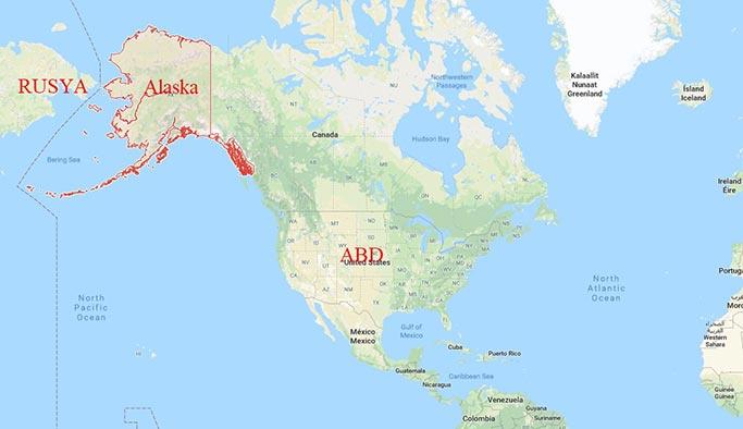 ABD'de 8,1 büyüklüğünde deprem