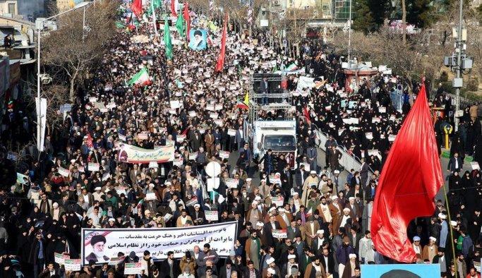 ABD'den İran'a 'tutukluları serbest bırakın' çağrısı