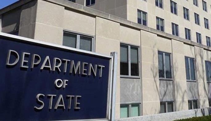 ABD Dışişleri Bakanlığı'ndan Afrin açıklaması