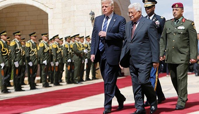 ABD Filistin'e vermeyi planladığı parayı askıya aldı