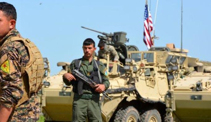 ABD ordu sözcüsü YPG için açık açık o ifadeyi kullandı
