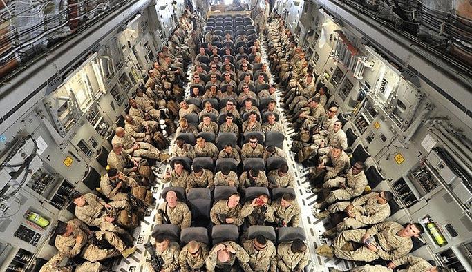 ABD ordusunun operasyonları tehlikede