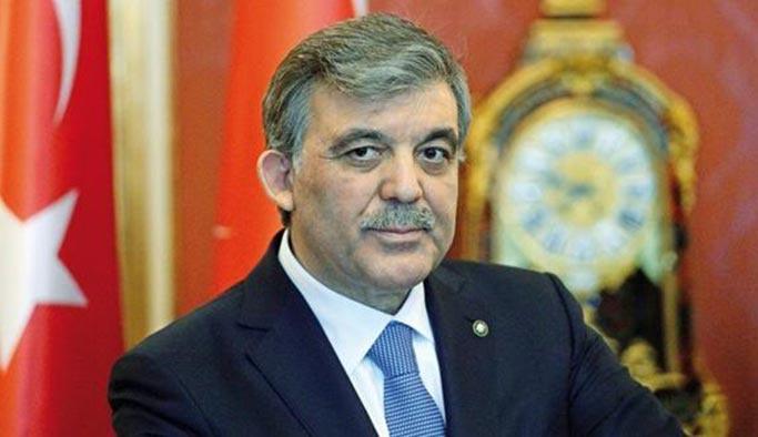 Abdullah Gül'den 'Afrin' mesajı