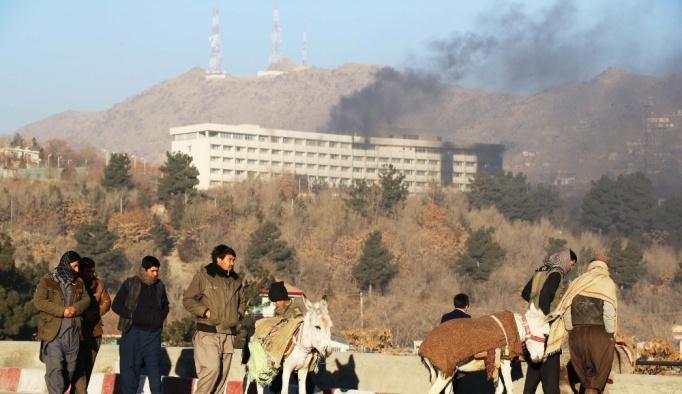 Afganistan'daki terör saldırısı