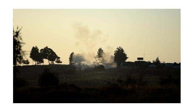 Afrin son durum: ABD PYD ile görüştü, Türkiye PKK mevzilerini bombaladı