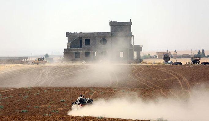 Afrin'de terör örgütü panikte