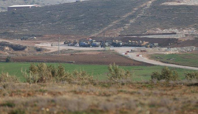 Afrin'den Hatay'ya taciz ateşi, misliyle karşılık verildi