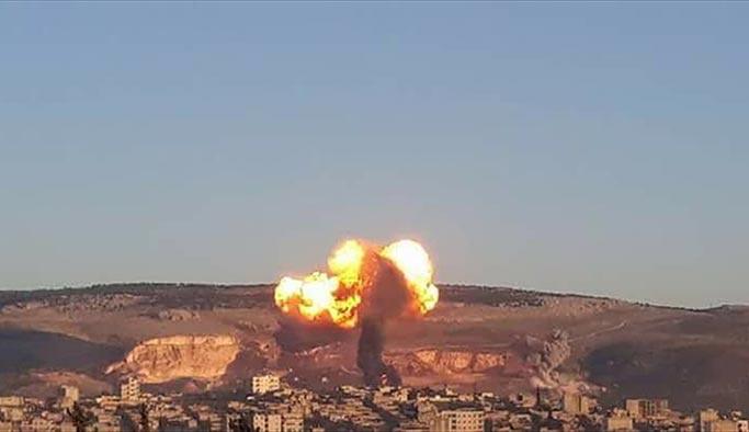 Afrin operasyonu anlamlı bir isimle başladı, şu ana kadar 102 hedef vuruldu, işte Afrin'de son durum