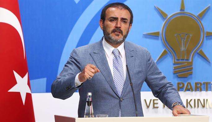 AK Parti Sözcüsü'den Abdullah Gül açıklaması