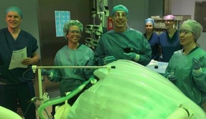 Ameliyatsız mide küçültme mümkün mü?