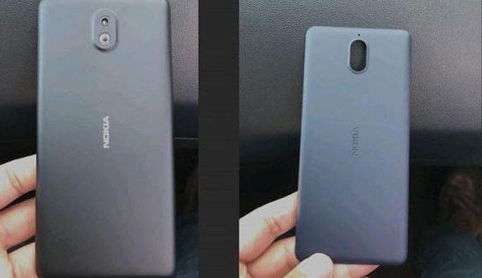 Android Go işletim sistemli Nokia 1'den görüntüler