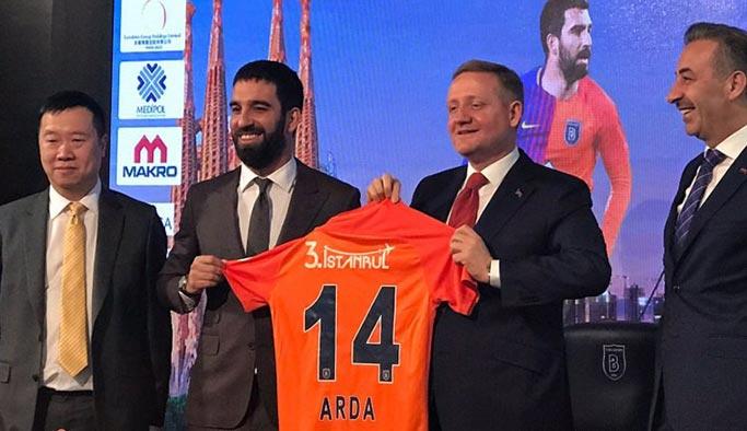 Başakşehir, Arda Turan için ödediği miktarı açıkladı