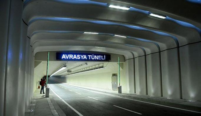 Avrasya Tüneli'nin ekonomiye bir yıllık katkısı 1,2 milyar lira