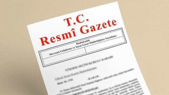 Bakanlıklara atama kararları Resmi Gazete'de yer aldı