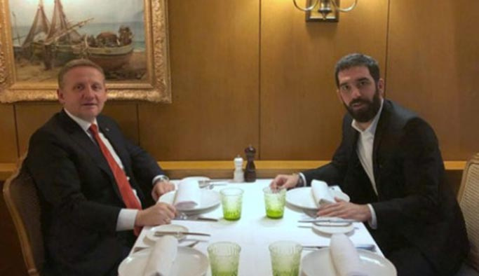 Başakşehir'den Arda Turan açıklaması