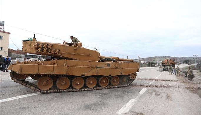 Başbakan Yıldırım ve TSK'dan son dakika Afrin açıklamaları