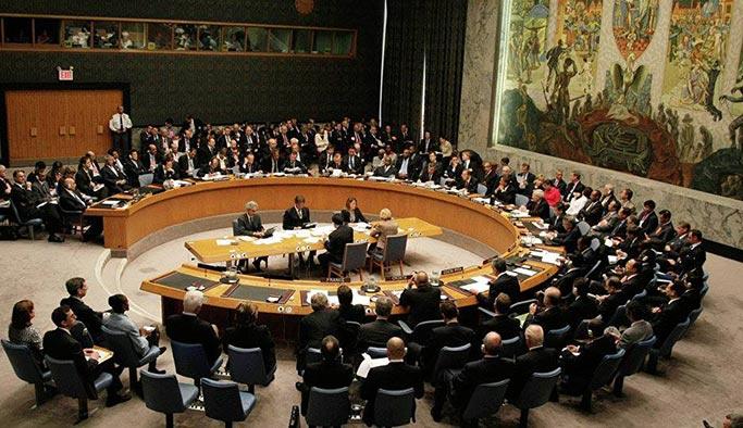 BMGK bugün Suriye için acil toplanıyor