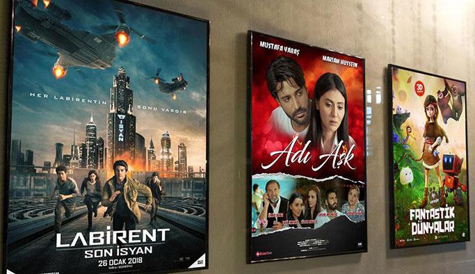 Bu hafta 2'si yerli 6 film vizyona girecek