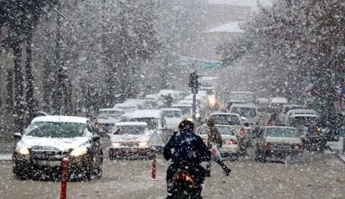 Bu hafta İstanbul'a kar geliyor