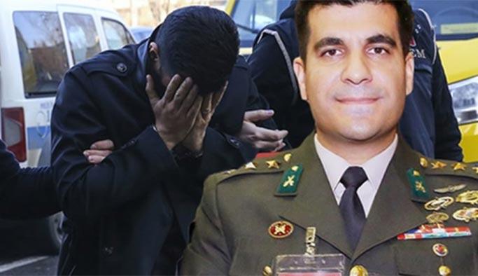 Burak Akın'ın itirafında iki yüzbaşı tutuklandı